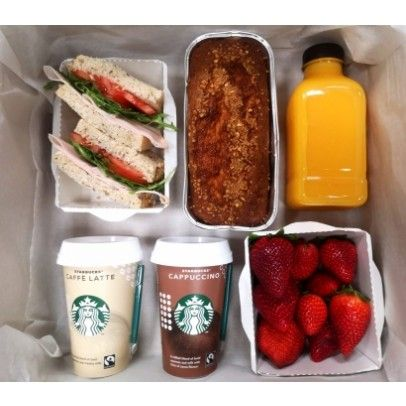 desayuno para 2 a domicilio