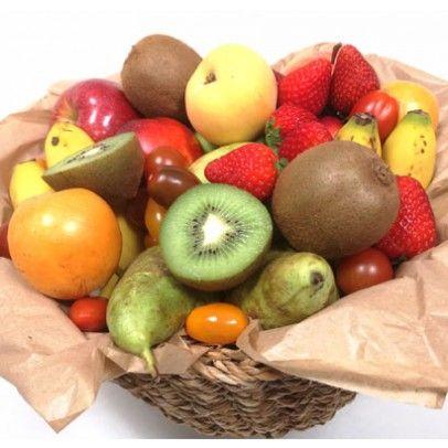 cesta de fruta a domicilio