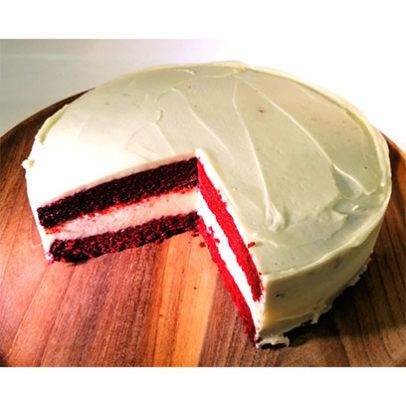 tarta red velvet a domicilio