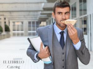 comida casera en oficina madrid