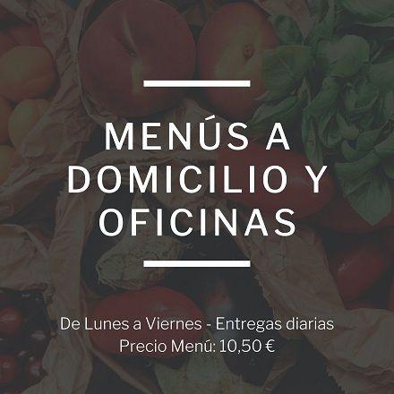 menus a domicilio madrid